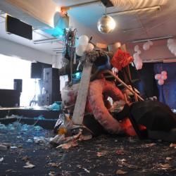 Joe Evans & Dirtytalk at The Motorcycle Showrooms
