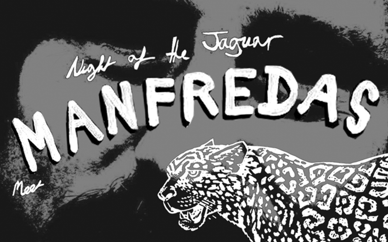 Night of the Jaguar meet… Manfredas