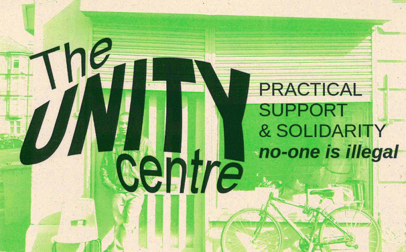 Message from the Unity Centre